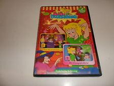 DVD  Bibi Blocksberg - Der Hexenbann / Die Computerhexe