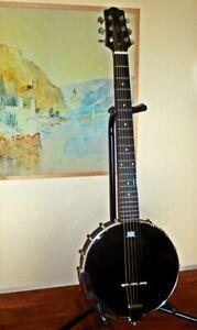 Stagg BJW Banjo 6-string Gitarrenbanjo open back