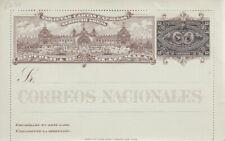 Guatemala - Kartenbrief - Wertstempel 12 Centavos - /Lokomotive/Schiff