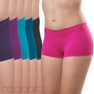 2er Pack Damen Pant seamless - ohne Nähte - in verschiedenen Farben