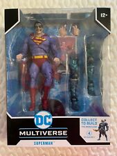 McFarlane Toys DC Multiverse: Superman (The Infected) Action Figure