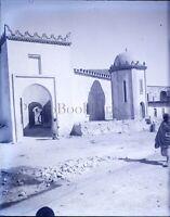 MAGHREB Maroc Algérie Tunisie c1900,NEGATIF Photo Stereo Plaque Verre VR9L11n11