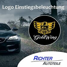 LED SMD Logo Laser Goldwing GL 1500 Beleuchtung Motorrad Unterbodenbeleuchtung