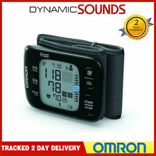 Omron Wrist Blood Pressure Monitor With Bluetooth Connectivity HEM-6232T-E RS7