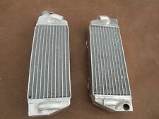 New Radiator Pair KTM 250/300/380 SX/SXS/EGS/EXC/MXC 98-2003 99 00 01 02 03 1998