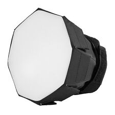 Octagonal Umbrella Softbox Lighting for Canon Camera Speedlite / Studio Flash