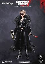 Dam Toys 1:6 scale Gangster Kingdom Spade 6 Ada Keira Knightley GK008 USA Dealer