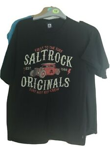 Men's Saltrock T Shirts X 3. Size Large