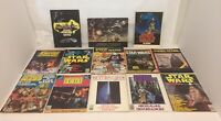 Vintage Star Wars Return of the Jedi Collectors Edition Book Magazine Lot of 13