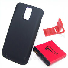 5560mAh Extended Battery Thicker Cover for Samsung Galaxy S2 II SGH-T989 Phone
