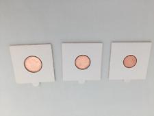 Série euro Finlande 1-2-5 cent 2000 protégées