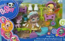 Littlest Pet Shop Collie #1330 #1329 #1331 Pony Farm Set NIB NEU RARE VHTF