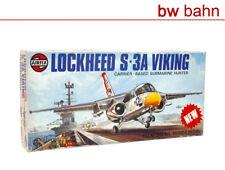 Airfix 1:72 Bausatz 05014 Kampfjet Lockheed S-3A Viking U-Boot-Jäger Militär