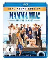 MAMMA MIA: HERE WE GO AGAIN! -    BLU-RAY NEU