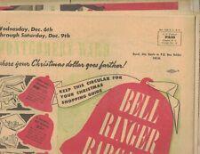 Montgomery Ward 1944 Christmas Shopping Guide Circular