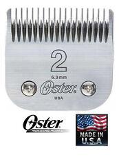 OSTER CryogenX CLASSIC 76 PRO CLIPPER BLADE A5 AG BG *HAIR STYLIST BARBER # 2
