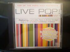 Various - Live Pop! - Vol 1 (CD)