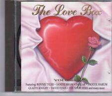(EJ413) The Love Box, Vol 3, 13 tracks various artists - 1992 CD