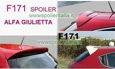 SPOILER  ALETTONE ALFA GIULIETTA  GREZZO cod  F171G-TR171-1