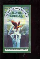 David EDDINGS Demon Lord of Karanda Corgi 1989 EO UK