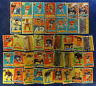 1956+TOPPS+FOOTBALL+LOT+OF+41+MOSTLY+DIFFERENT+EX+W%2FSTARS+%2A271201