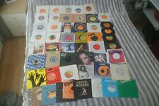 JOB LOT OF 50 X 7'' SOUL DISCO SINGLES MOST IN EXCELLENT CONDITION