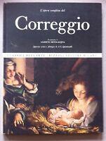 A. C. Quintavalle L'opera completa del Correggio Rizzoli Ed. 1970-L4677