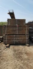 Reclaimed Softwood A Grade sleepers (Creosoted) - £ 27.60 each