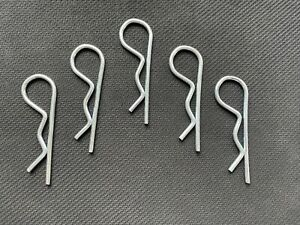 5 X RETAINING CLIPS HILMOR RECORD IRWIN SEALEY CONDUIT PIPE BENDER FORMER STOP