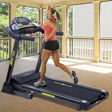 Folding Electric Treadmill Motorized Power Portable Running Gym Fitness Machine