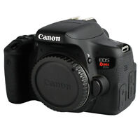 Canon EOS Rebel T6i 750D Digital SLR Camera (Body Only)