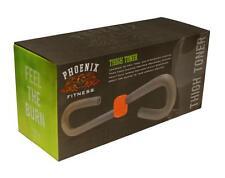 Phoenix Fitness RY921 Thigh Toner Resistance Exercise Tone Strengthen Black New