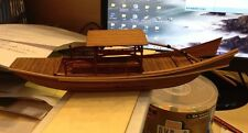 "Hobby ship model kits 9"" WEST LAKE pleasure-boat wooden model"
