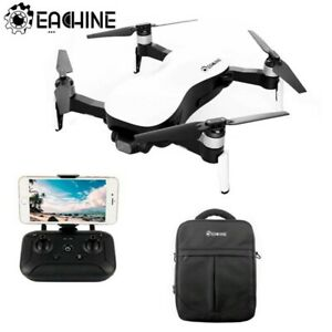 Eachine EX4 3-Axis Gimbal Drone 5G WIFI 3KM FPV GPS 4K HD Camera RC Quadcopter