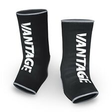 """Vantage Ankle Guards """"Combat"""" S-XL. Knöchelbandagen. Fußbandagen. Muay Thai."""