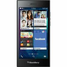 Blackberry Leap STR100 Black black (Ohne Simlock) Neu Händler