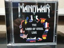 MANOWAR-THE LORD OF STEEL LIVE CD 2013-JUDAS PRIEST-W.A.S.P