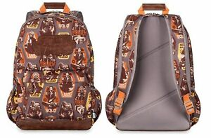 New Disney Store Solo: A Star Wars Story Backpack for Adults Lando
