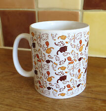 Neko Atsume Cat Mobile Game Inspired Coffee Tea Mug 10oz