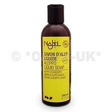 Najel Aleppo Liquid Soap 200ml