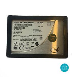 Intel SSD 520 Series 240GB SHOP.INSPIRE.CHANGE
