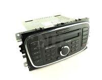 7S7T18C815BA Ford C/S-MAX MONDEO Singolo CD Radio Stereo Testa Unità + Codice
