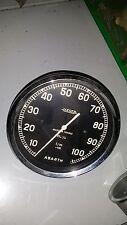 Contagiri  per Abarth FIAT 1000 TC TCR 120 mm ottime condizioni