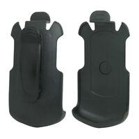 For Kyocera DuraXE E4710, DuraXV LTE E4610 Swivel Belt Clip Holster Case, Black