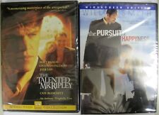 The Talented Mr. Ripley - The Pursuit of Happyness (Dvd) New!