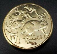 2019 Australia $1 UNC Coin - Jodi Clarke JC Effigy ex RAM Mint Bag