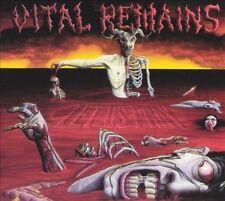 Let Us Pray [Digipak] by Vital Remains (CD, May-2004, Peaceville/Snapper)