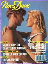▬► NOUS DEUX 2198 Michel Delpech_Maruschka Detmers