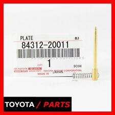 FACTORY TOYOTA COROLLA 4RUNNER PICKUP CELICA HORN CONTACT PLATE 84312-20011 OEM