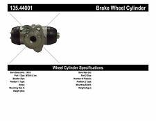 Drum Brake Wheel Cylinder-GT Rear Left Centric 135.44001